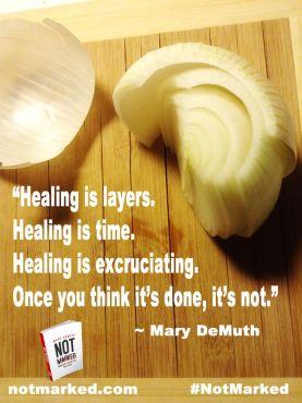 healing layers