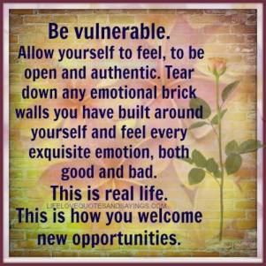 Be-vulnerable.